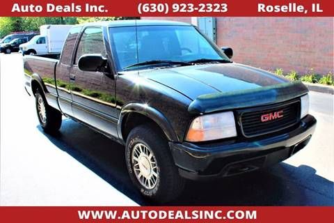 2000 GMC Sonoma for sale in Roselle, IL