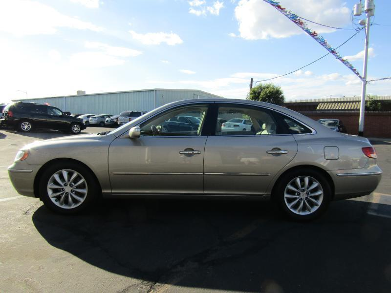 2008 Hyundai Azera Limited 4dr Sedan In El Mirage AZ  Taylor Auto