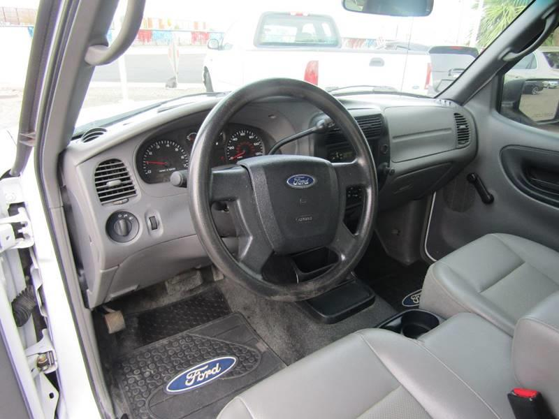 2011 Ford Ranger 4x2 XL 2dr Regular Cab SB - El Mirage AZ