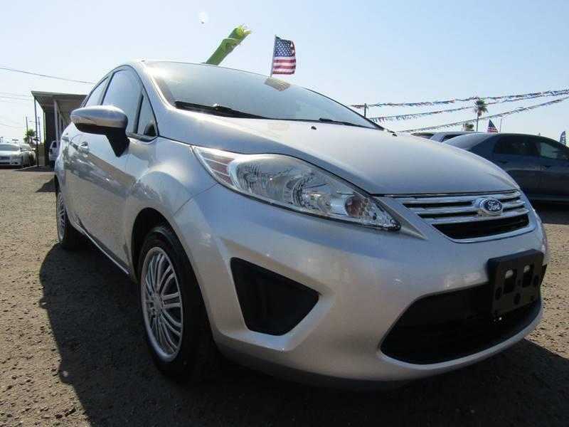 2013 Ford Fiesta SE 4dr Sedan - El Mirage AZ