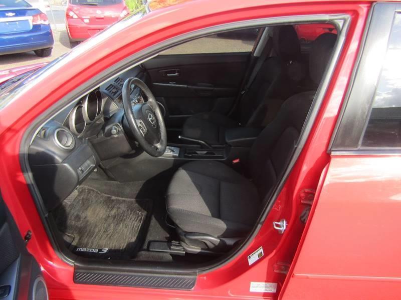 2007 Mazda MAZDA3 s Sport 4dr Wagon (2.3L I4 5A) - El Mirage AZ