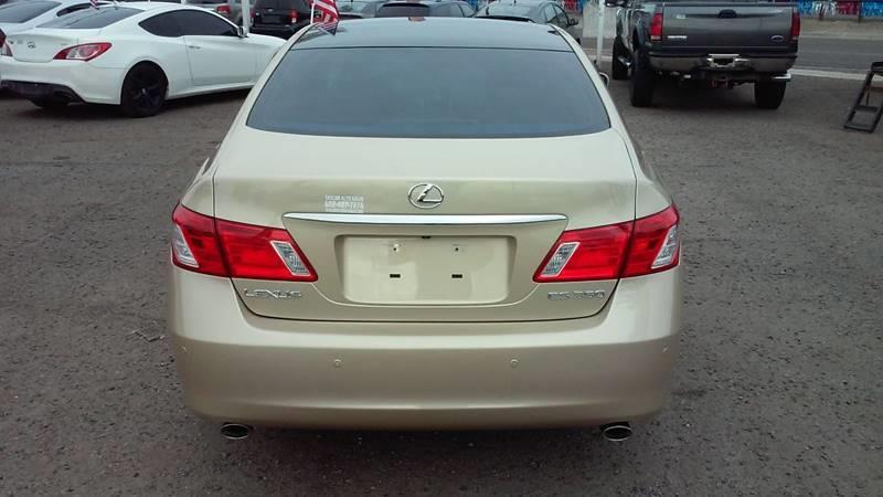 2007 Lexus ES 350 4dr Sedan - El Mirage AZ