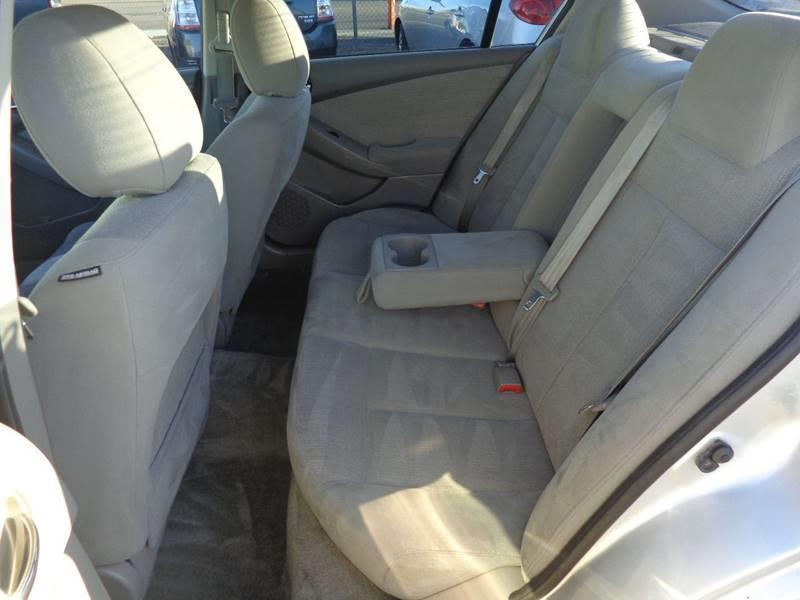 2012 Nissan Altima 2.5 S 4dr Sedan - El Mirage AZ