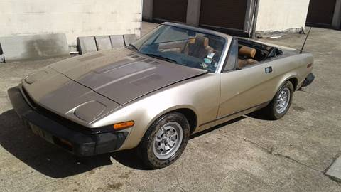 1980 Triumph TR8 for sale in Houston, TX