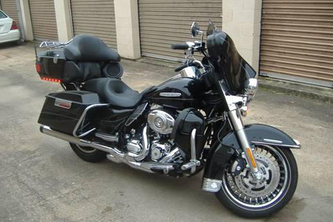 2011 Harley-Davidson Ultra Classic Electra Glide for sale in Houston, TX