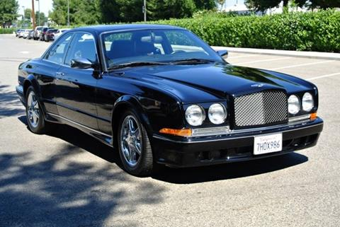2002 Bentley Continental T for sale in Van Nuys CA