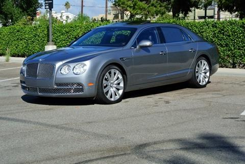 2014 Bentley Flying Spur for sale in Van Nuys, CA