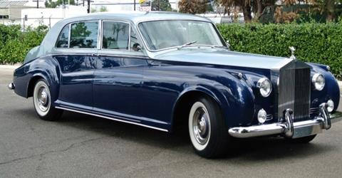 1962 Rolls-Royce Phantom for sale in Van Nuys CA