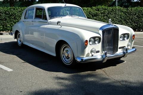 1963 Bentley S3 for sale in Van Nuys, CA