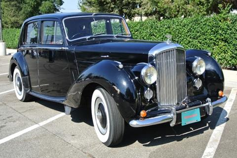 1952 Bentley Mark VI for sale in Van Nuys CA