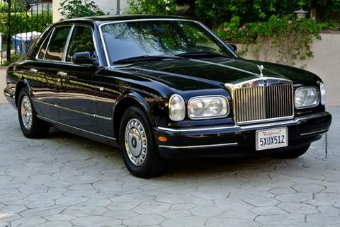 2000 Rolls-Royce Silver Seraph for sale in Van Nuys CA