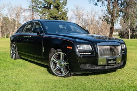 2014 Rolls-Royce Ghost for sale in Van Nuys, CA