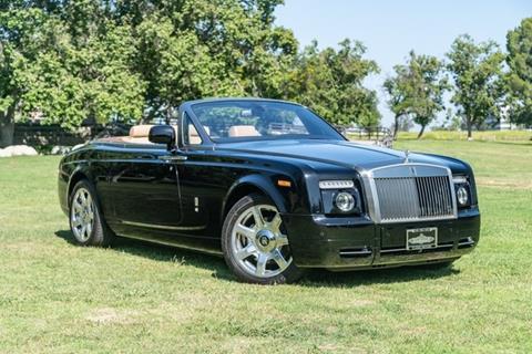 2011 Rolls-Royce Phantom Drophead Coupe for sale in Van Nuys, CA