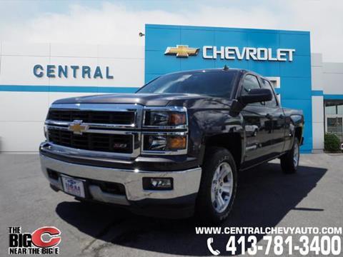2015 Chevrolet Silverado 1500 for sale in West Springfield, MA