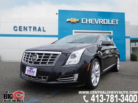 2014 Cadillac XTS for sale in West Springfield, MA