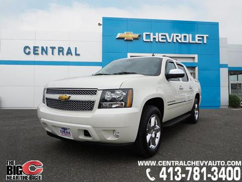 2013 Chevrolet Black Diamond Avalanche for sale in West Springfield, MA