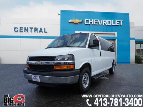 2015 Chevrolet Express Passenger for sale in West Springfield, MA