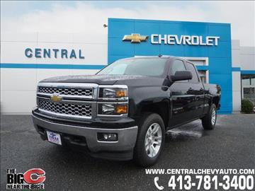 2014 Chevrolet Silverado 1500 for sale in West Springfield, MA