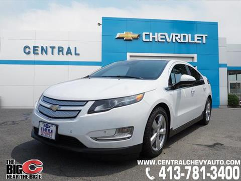 2014 Chevrolet Volt for sale in West Springfield, MA