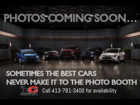 2017 Chevrolet Malibu for sale in West Springfield, MA