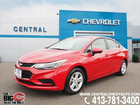 2017 Chevrolet Cruze for sale in West Springfield, MA