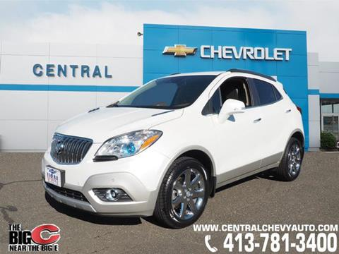 2014 Buick Encore for sale in West Springfield, MA
