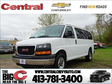 2015 GMC Savana Passenger for sale in West Springfield, MA