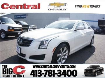 2014 Cadillac ATS for sale in West Springfield, MA