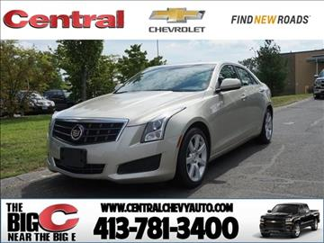 2013 Cadillac ATS for sale in West Springfield, MA