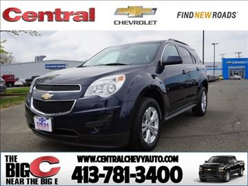 2015 Chevrolet Equinox for sale in West Springfield, MA