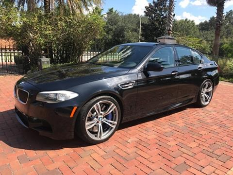 2013 BMW M5 for sale in Lutz, FL