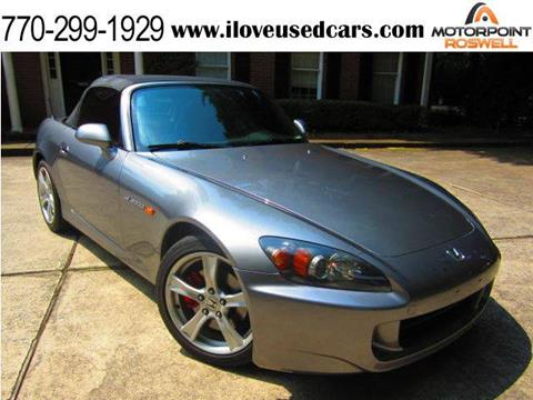 Honda S For Sale Carsforsalecom - 2008 s2000