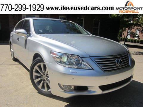2010 Lexus LS 460 for sale in Roswell, GA