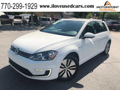 volkswagen  golf  sale  roswell ga motorpoint roswell