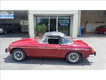 1974 MG MGB for sale in Westerville, OH