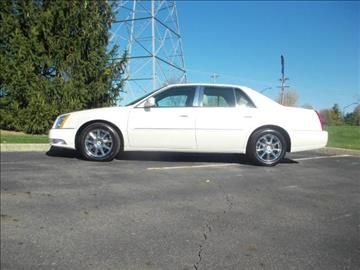2010 Cadillac DTS for sale in Westerville, OH