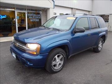 2006 Chevrolet TrailBlazer for sale in Westerville, OH