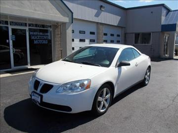 2007 Pontiac G6 for sale in Westerville, OH
