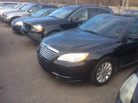 2012 Chrysler 200 for sale in Capitol Heights, MD