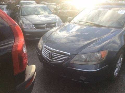 2005 Acura RL for sale in Capitol Heights, MD
