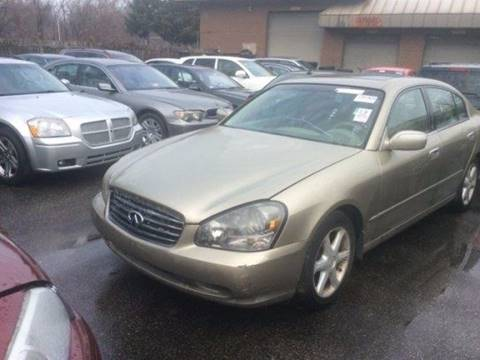 2003 Infiniti Q45 For Sale In Maryland Carsforsale