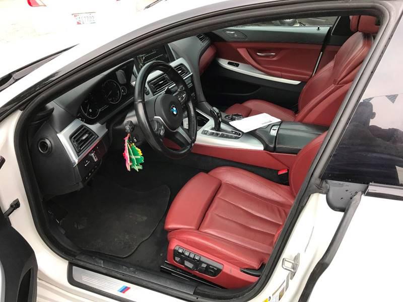 2015 Bmw 6 Series AWD 650i XDrive Gran Coupe 4dr Sedan In Baltimore