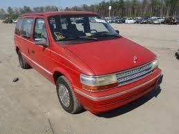 1992 Plymouth Grand Voyager for sale in Sioux Falls nul