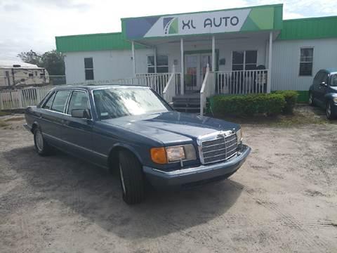 1990 Mercedes-Benz 420-Class for sale in Winter Garden, FL