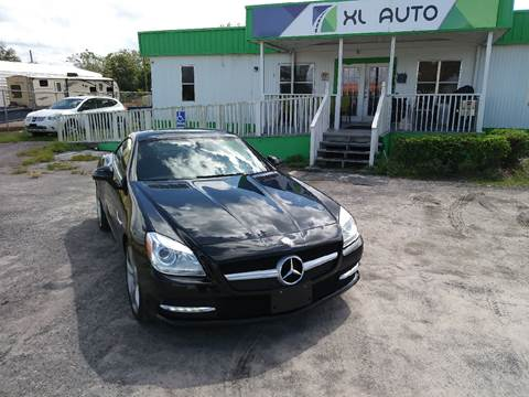 2012 Mercedes-Benz SLK for sale in Winter Garden, FL