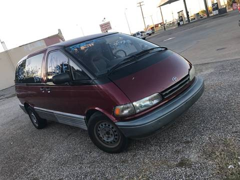 1993 Toyota Previa for sale in Mesquite, TX