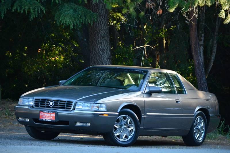1999 Cadillac Eldorado 2dr Coupe - San Mateo CA