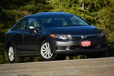 2012 Honda Civic for sale in San Mateo, CA