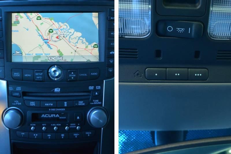 2004 Acura TL 3.2 4dr Sedan w/Navi - San Mateo CA