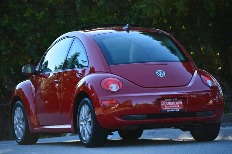 2009 Volkswagen New Beetle Base 2dr Hatchback 6A - San Mateo CA